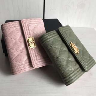 Chanel Leboy Wallet