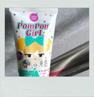 [P] pom pom girl