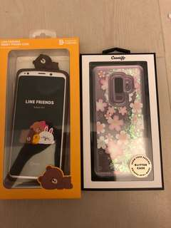 S9+ casetify linefd case