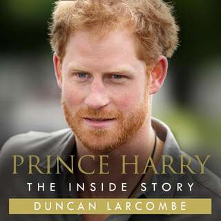 Free ebook - Prince Harry: The Inside Story by Duncan Larcombe