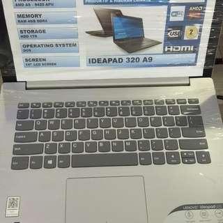 Lenovo IP320-14ISK.A9 Bunga 0% 12 Bulan Cukup DP Tanpa Kartu Kredit