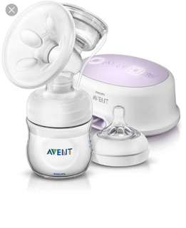 Philips Avent Breast Pump (electric)