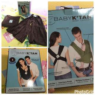 Baby K'tan carrier small