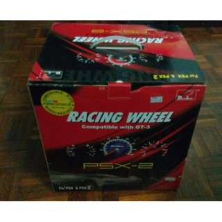 Racing Wheel Compatible with GT-3
