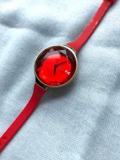 從紐約來的rumba手錶,90%新