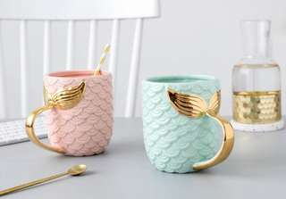 Mermaid Mugs [In Stock]