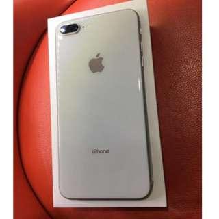 長保養 iphone 8 plus 256 銀
