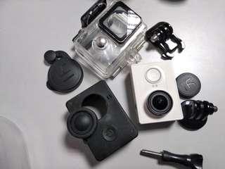 action camera xiaoyi
