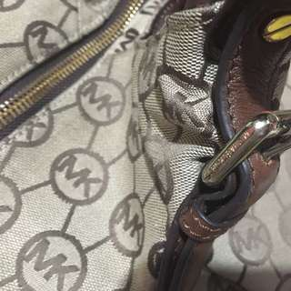 Authentic MK HOBO BAG