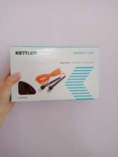 Kettle speed rope