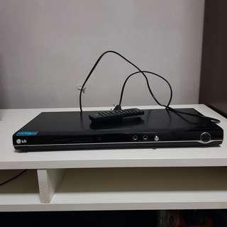 LG DVD Karaoke Player
