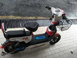 Electric Scooter like new