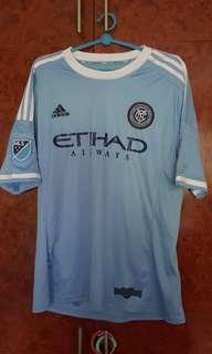 2015-16 New York City FC home shirt