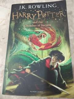Harry Potter and the chber of secret