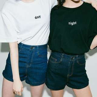 Day and Night Tees (BFF)