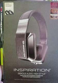 Headphone MONSTER INSPIRATION