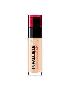 BN L'Oreal Infallible Stay Fresh Foundation 24H No. 115 Nude Beige