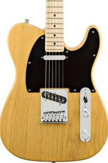 Fender American Deluxe Ash Telecaster - Butterscotch Blonde