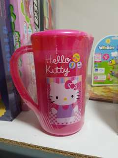 Hello Kitty tumbler & cup
