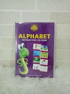 BNIB Alphabet Interactive CD-ROM from Sunshine Books