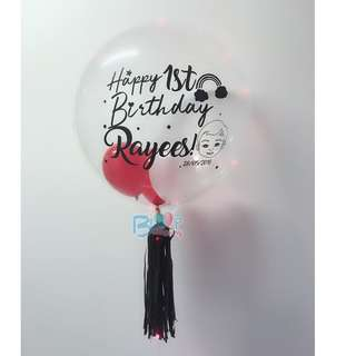 """🚚 24"""" personalised balloons for all occasions"""