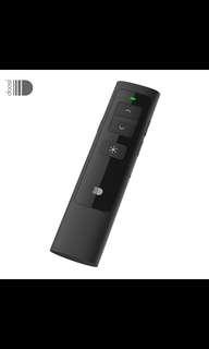 Doosl® DSIT013 Wireless Presenter Rechargeable Wireless Laser Pointe