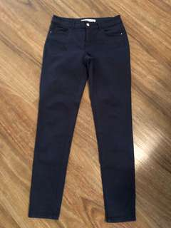 Sz 8 Country road mid rise denim jeans