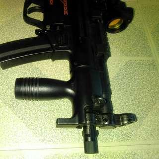 MP5K PDW War game