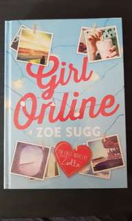 Girl Online Trilogy (Youtuber Books)
