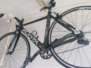 Kuota Factor Iron Man Championship Road Bike