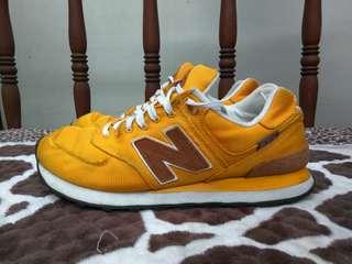 New Balance 574 Classic Backpack Yellow no vans adidas nike asics converse