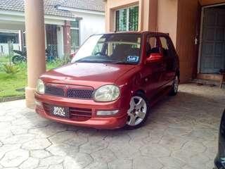 Perodua Kelisa SE 1.0 ( M ) 2005