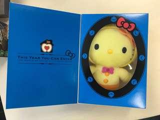 Sanrio Hello Kitty 限量版 ugly ducking McDonald