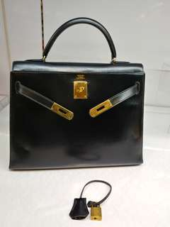 Hermes kelly 32 no strap