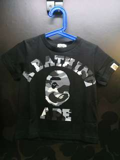 Bathing Ape Kids Tee