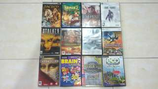PC CD Games