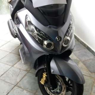 MAXSYM 400I CVT SCOOTER,EXCELLENT CONDITION,SINGLE OWNER,6000 KM LOW MILEAGE