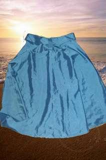 Long Round Skirt