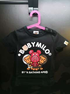 Bape Ape Kids Wear Tee