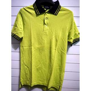 "Polo Shirt ""Jack Nicklaus"" Electric Green"