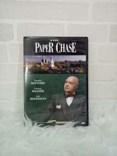Dvd movie : The Paper Chase