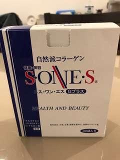 🚚 日本S•ONE•S膠原蛋白粉