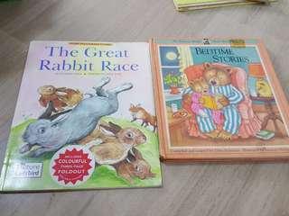 Bedtime stories books
