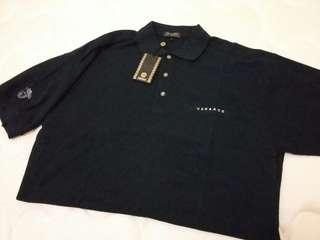 Kaos Versace Kerah Impor Premium