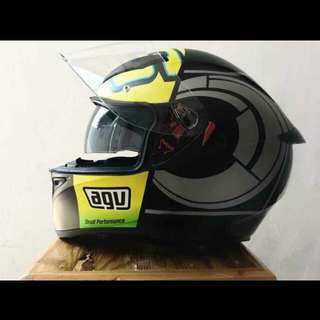 AGV K3 SV - Rossi Winter Edition
