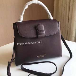 Burberry House check Tote bag - purple red