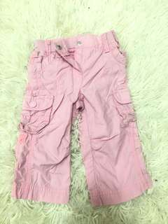 Mothercare Pink Long Pants
