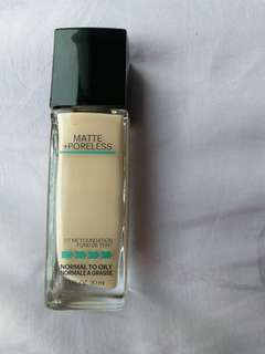 Maybelline Fit Me Foundation Shade 112