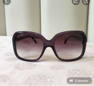 Chanel sunglasses with bow