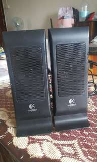 Priced to Clear - Logitech Speakers